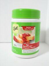 Ball Kosher Real Fruit Classic Pectin Better Jam Flavor 4.7 oz recipe on package