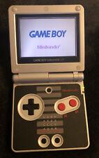 Nintendo Gameboy Advance Sp Limited Edition NES Version