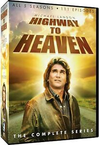 Highway to Heaven: The Complete Series(DVD, 23 Discs) NEW & SEALED