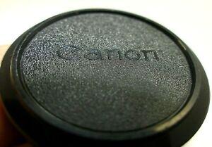 Canon B-62 Lens Cap 62mm ID slip on 35-70mm f4 FD manual focus 28-55mm f3.5-4.5