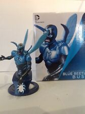 DC Direct - HEROES OF THE DC UNIVERSE BLUE BEETLE BUST  - Justice League Statue