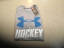 Under Armour Men's Heat Gear Hockey T-shirt. Size Large