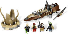Lego 9496 Star Wars Desert Skiff ** Sealed Box ** 4 Minifigs .