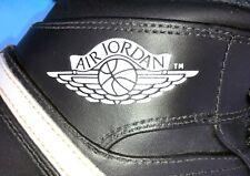 NIKE Air Jordan 1 Mid Black White 554724-038 US 9.5 UK 8.5 EUR 43