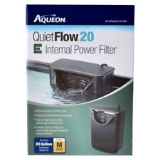 LM Aqueon Quietflow E Internal Power Filter  20 Gallons