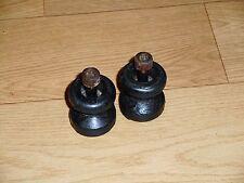 SUZUKI GSXR750 K6/K7 GSXR 750 OEM HANDLEBAR HANDLE BAR END WEIGHTS 2006-2007