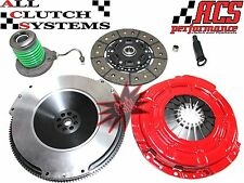 ACS STAGE 2 CLUTCH KIT+SLAVE CYL+RACE FLYWHEEL 2005-2010 FORD MUSTANG 4.0L V6