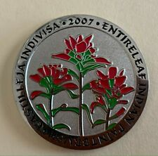 2007 Indian Paintbrush Geocoin