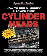 SpeedPro: How to Build, Modify and Power Tune Cylinder Heads by Peter Burgess...