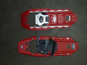 MSR Evo Snowshoes Red Rental Brand New Snow Shoes Winter Sports