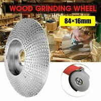 Carbide Grinding Wheel Wood Sanding Carving Shaping Disc For Angle Grinder R6
