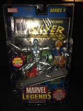 Marvel Legends Silver Surfer With Howard The Duck Series V