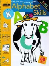 Alphabet Skills (Kindergarten): By Golden Books