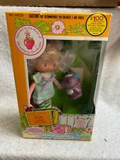 "Vintage Strawberry Shortcake 5.5"" Doll Angel Cake w/ Souffle (1982) New Open Box"