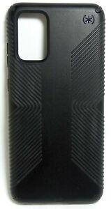 Speck - Presidio Grip Case for Samsung Galaxy S20+ 5G - Black/Black