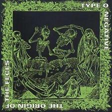 Type O Negative : The Origin Of The Feces CD (2001) ***NEW*** Quality guaranteed