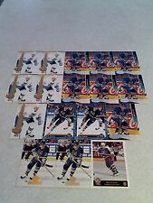 *****Jim Storm*****  Lot of 34 cards.....7 DIFFERENT / Hockey