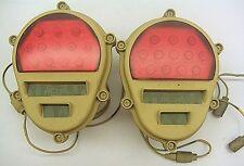 Military Pair of 12/24 V LED Tail/ Brake Light NOS Take-Off NSN 6220-01-544-5793