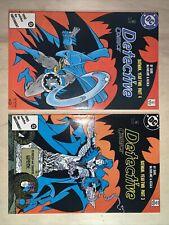 Detective Comics Lot of 2: #577, #578, High Grade! (1987, DC Comics)