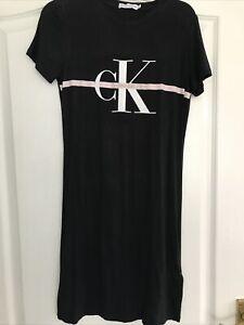 GIRLS CALVIN KLEIN DRESS