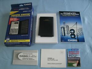 CASIO fx-451M SCIENTIFIC CALCULATOR SOLAR PLUS JAPAN