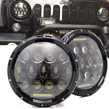 "Jeep 7 ""INCH LED phare haute / basse faisceau pour Jeep Wrangler Land Rover"