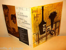 ELLA FITZGERALD Sings GERSHWIN Volume 3 VERVE USA Illustré Bernard Buffet 33t