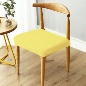 Cushion Cover Chair Cover Stretch Slipcover Home Banquet Decor Seat Cover