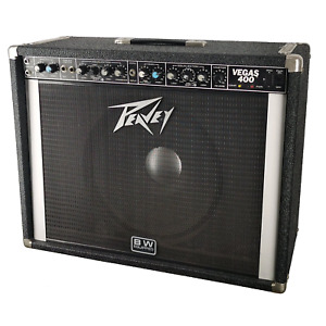 Peavey Vegas 400 Amp - Made in USA - 2nd Hand