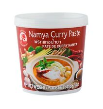 Cock Namya Curry Pâte 400g Nam Ya Rouge Thai Pâte de Curry Condiment Épice