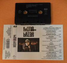 MC MATIA BAZAR Omonimo Same italy CGD 9031 70415-4 no cd lp vhs