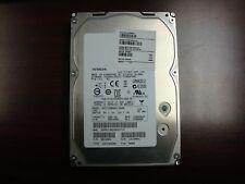 Lot of 10 HITACHI HGST 600GB SAS HD 3.5 HUS156060VLS600 X412A-R5 46X0884 0B24502