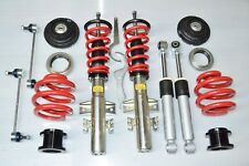 EGC VW T5 VAN TRANSPORTER COILOVER ADJUSTABLE SUSPENSION BEARINGS