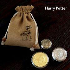Harry Potter Hogwarts Gringotts Bank Wizarding Galleons Commemorative Coins