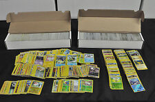 POKEMON 1OO CARD LOT WITH 4 RARE FOILS, 9 HOLO FOILS AND 9 RARES. NEAR MINT!
