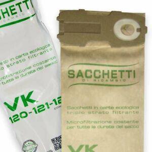 sacchetto folletto vk 120-121-122