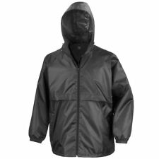 Result Polyester Waist Length Hooded Coats & Jackets for Men