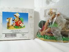 Charming Tails Apple Of My Eye Limited Edition 2000 Fitz and Floyd