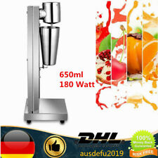 Milchshaker Eiweißshaker Eiweiß Barmixer Shaker Mixer Standmixer 650ml 180 Watt