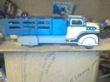 marx stake truck