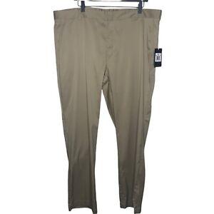 Nike Golf Mens Size 40x32 Standart Relaxed Dri-Fit Khaki Pants