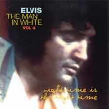 Elvis Presley - THE MAN IN WHITE VOL.4 - CD - New Mint Original
