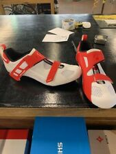 Bontrager Woomera Cycling Road Shoes- Men's- White- Size 45.5