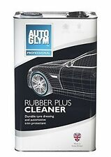 Autoglym Rubber Cleaner Plus Trade Tyre Shine 5 Litre Free P & P