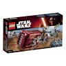 Lego Star Clone Wars 75099 REY'S SPEEDER The force awakens NEW!