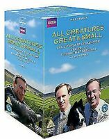 All Creatures Great & Small Serie 1 A 7 Collezione Completa Box DVD Set