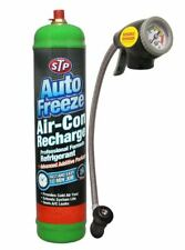 CAR VAN AIR CON CONDITIONING RECHARGE TOP UP REFILL GAS KIT TRIGGER - STP R134a