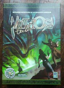 Mythos Tales board game