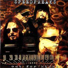 SPEEDFREAKS - Out for Kicks - CD - HEAVY METAL