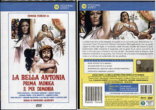 LA BELLA ANTONIA, PRIMA MONICA POI DIMONIA - DVD NUOVO E SIGILLATO, 1a STAMPA